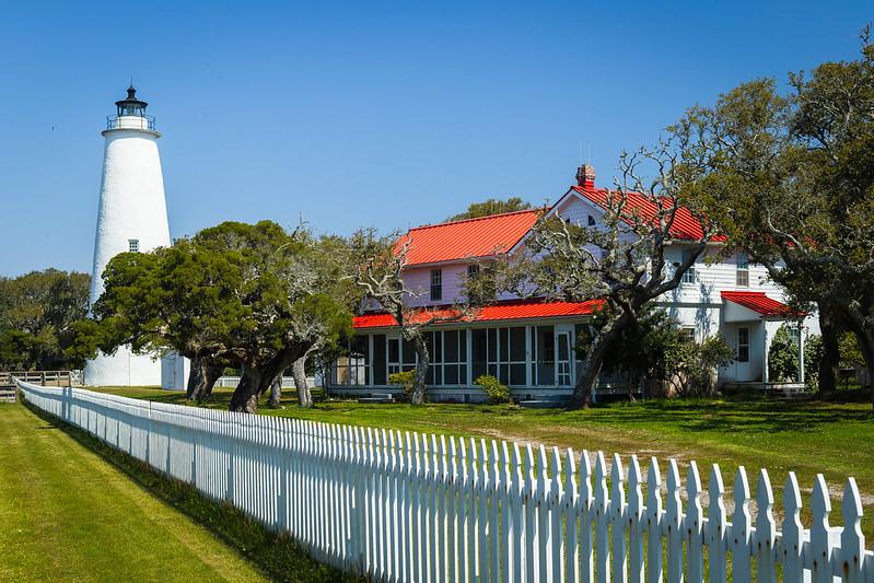 Ocracoke Light Station