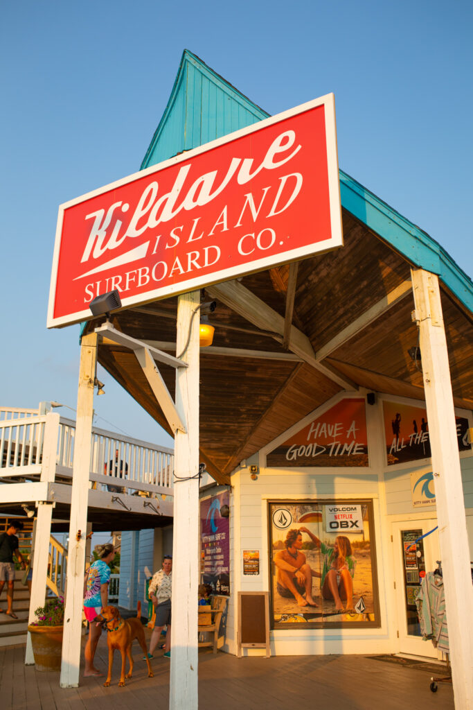 Kildare Island Surfboard Co.