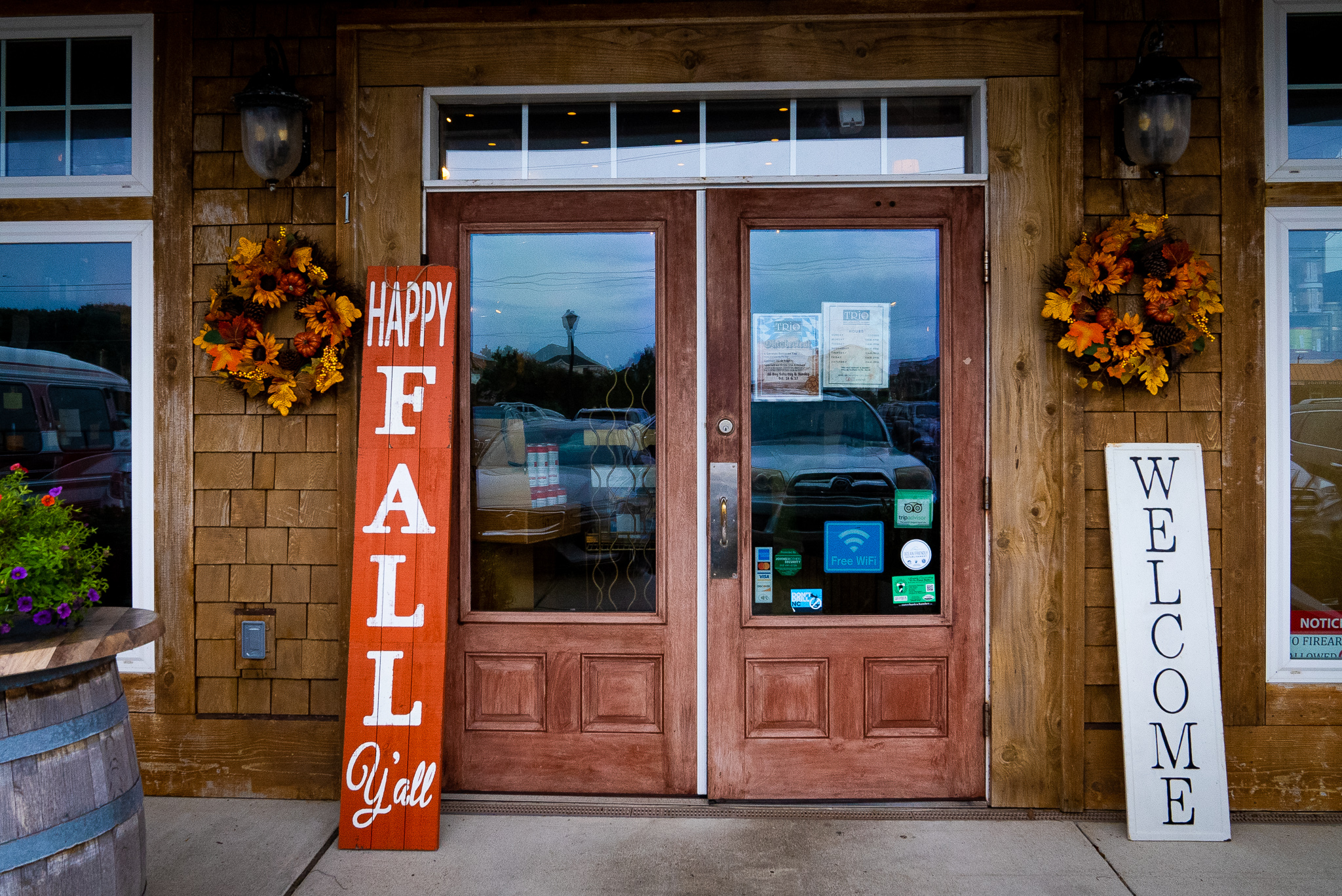 OBX Fall Food & Drink Tour