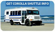 Corolla Shuttle Information