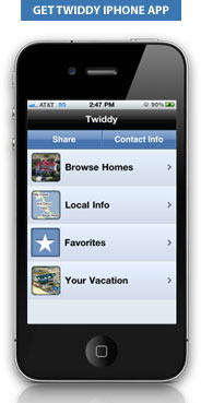 Get Twiddy iPhone App