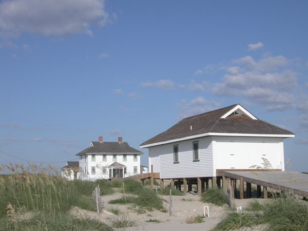 Boathouse and Wash Woods