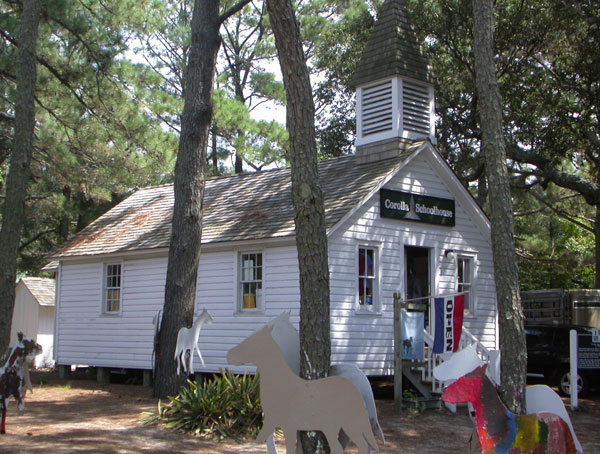 Corolla Schoolhouse Today