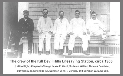 KDH Lifesaving Station Crew