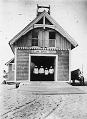 US Lifesaving Station