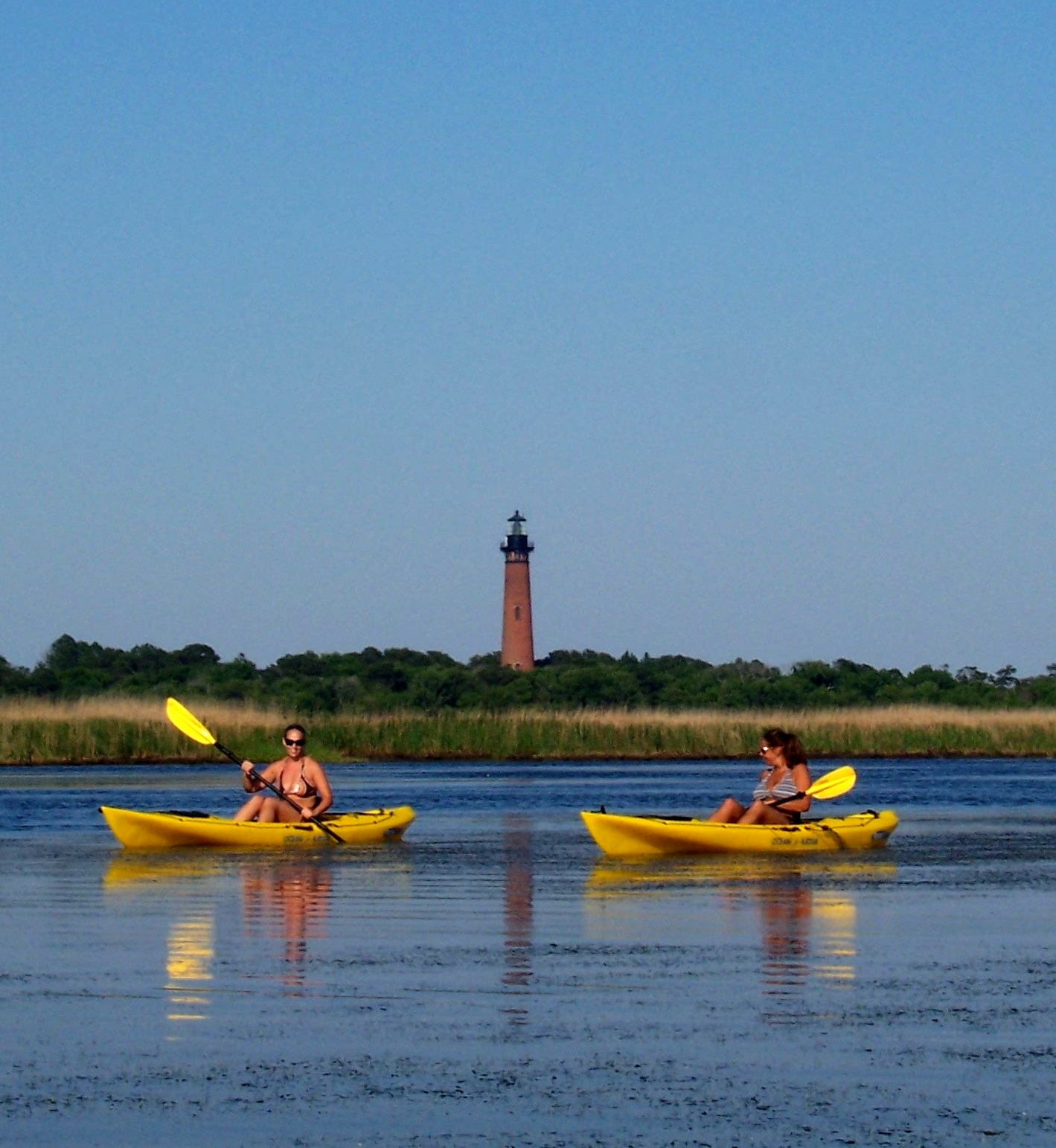 Coastal Explorations' Kayak Tour