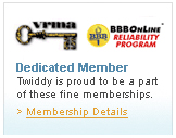 Twiddy Business Partnerships