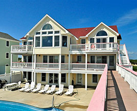8 BR 4x4 Oceanfront with Pool