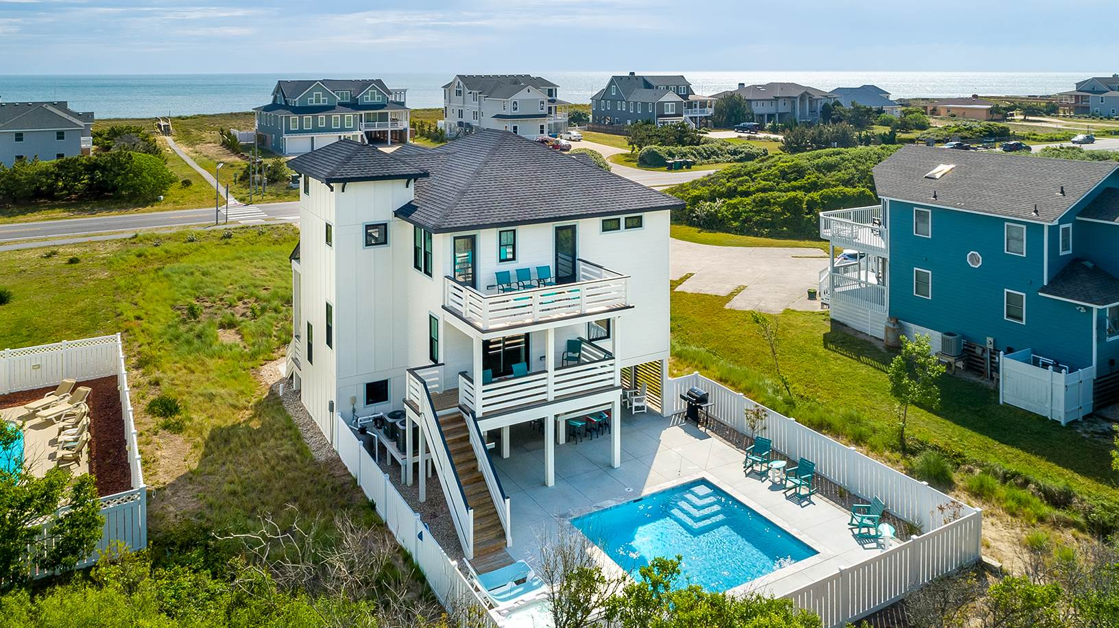 Southern Shores, NC Beach Houses