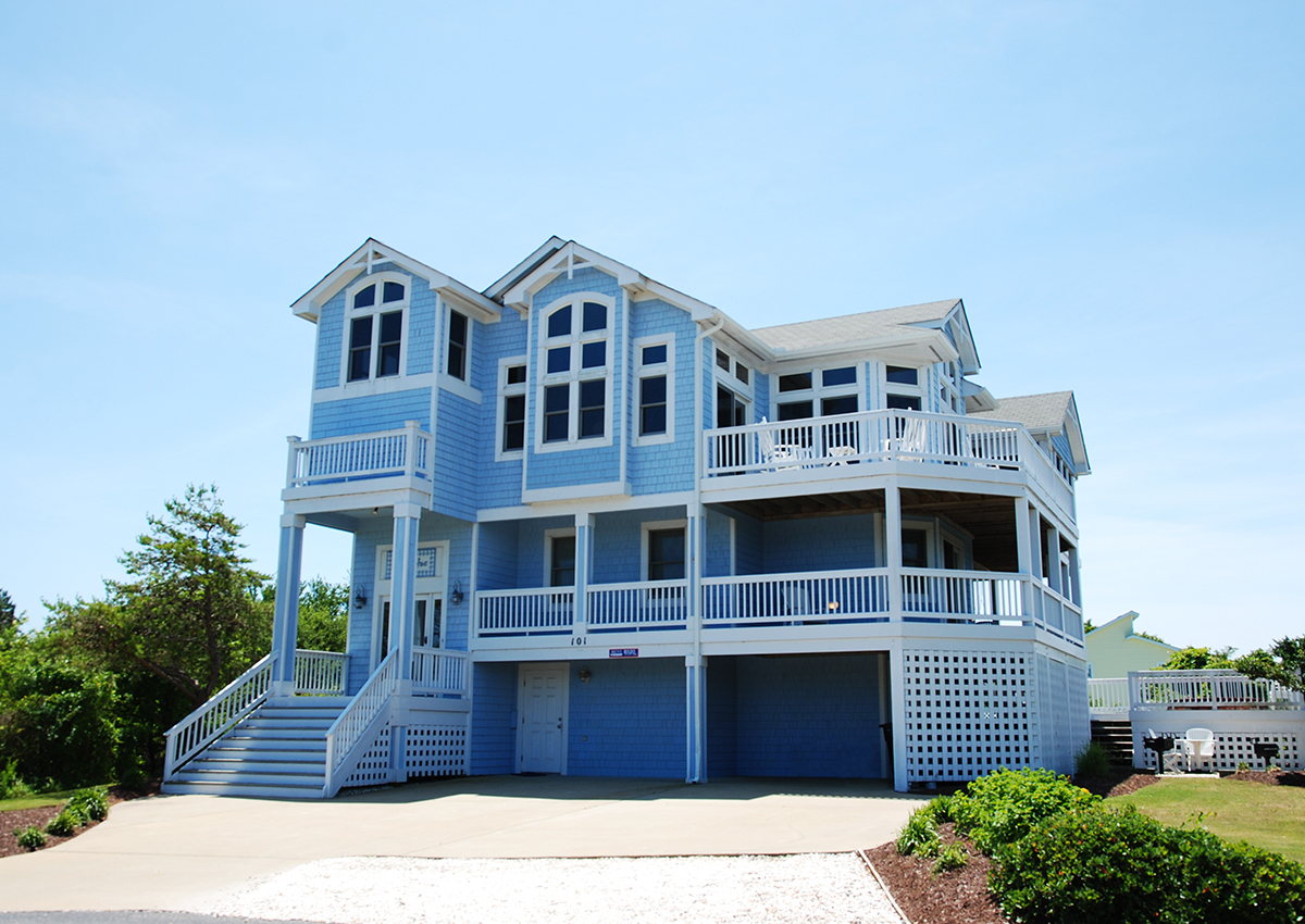 Deja Blue Vacation Rental Twiddy Company