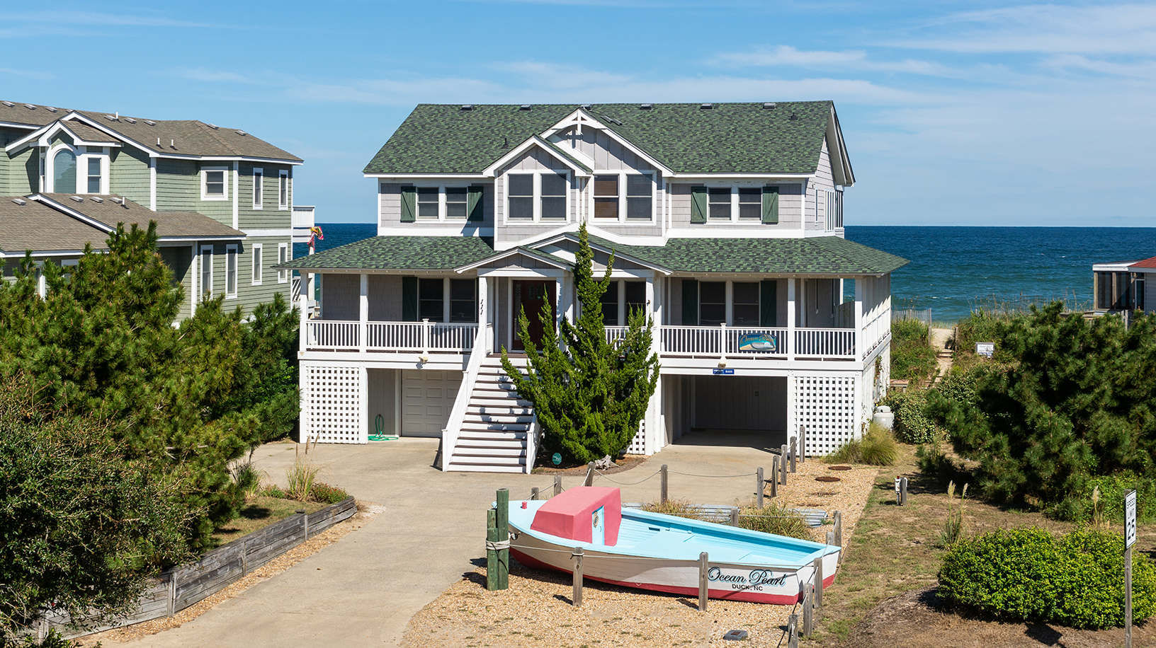 Ocean Pearl Duck Vacation Rental Twiddy Company