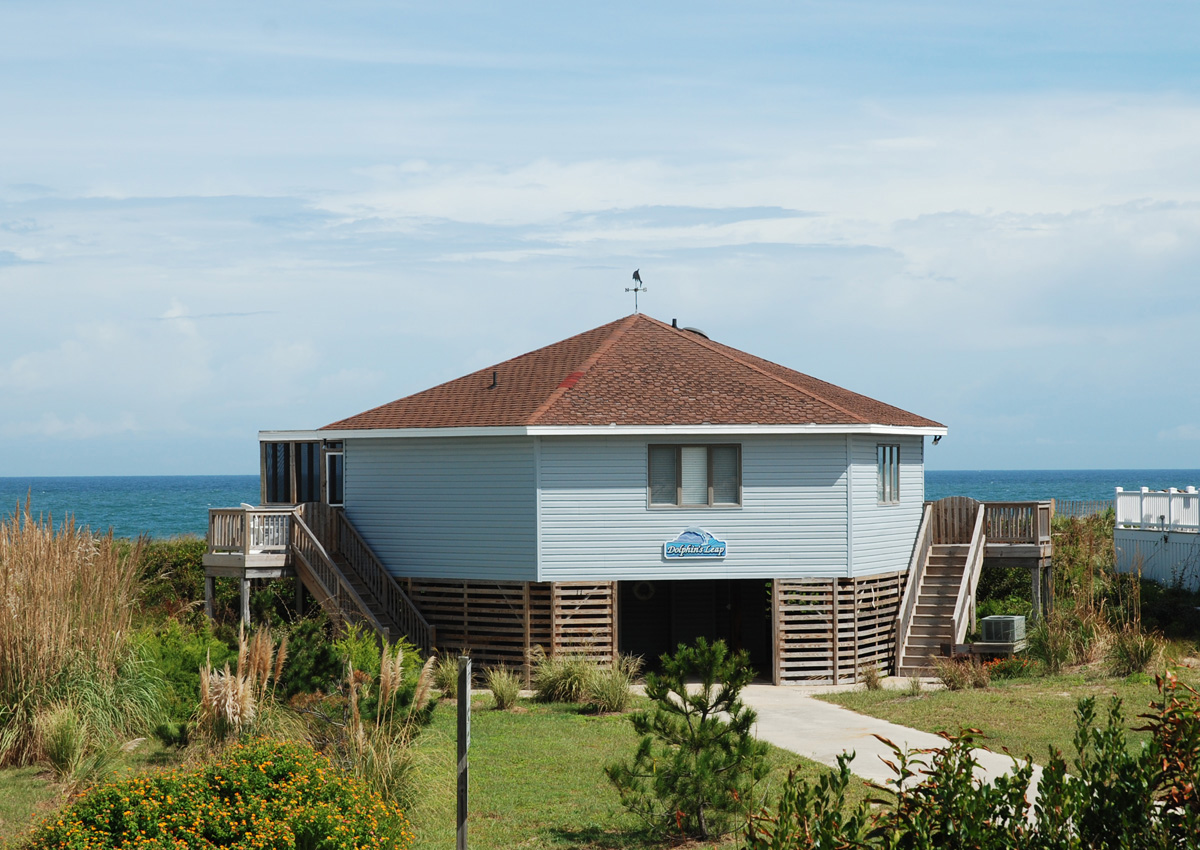 Dolphin\'s Leap Vacation Rental | Twiddy & Company