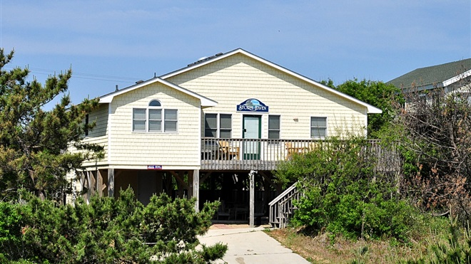 Carolina Dunes Semi-Oceanfront