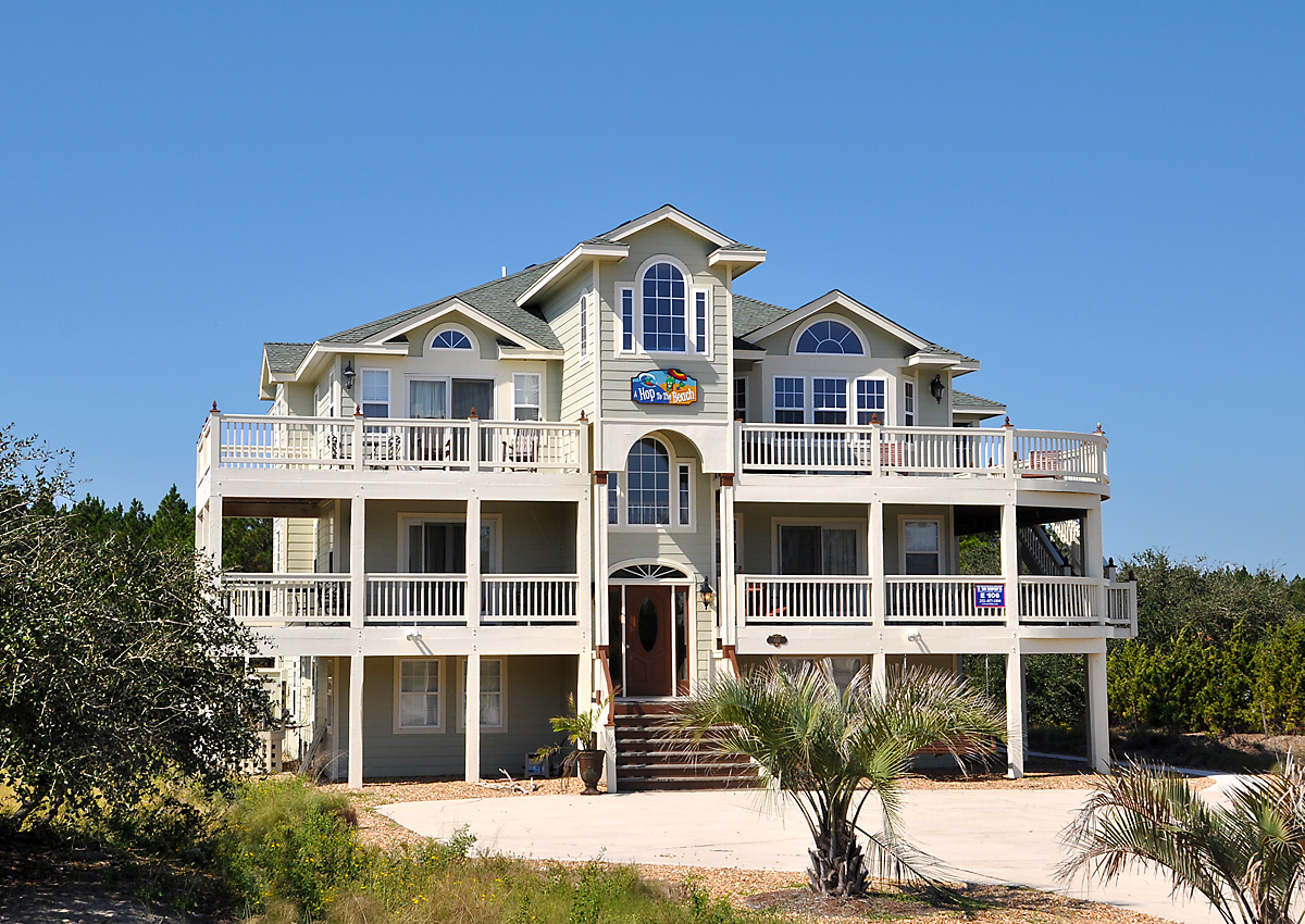 A Hop To The Beach Vacation Rental Twiddy Amp Company