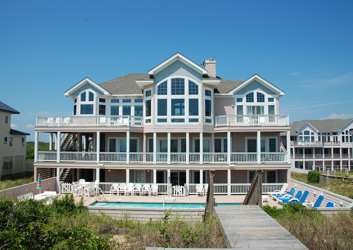 Ocean Serenade Vacation Rental Twiddy Amp Company