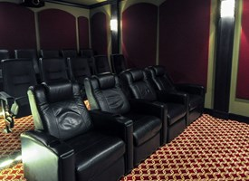 Rental Homes with a Theater