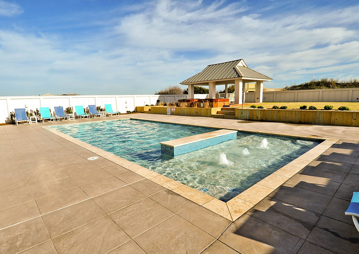 Outer Banks Rentals with a Pool