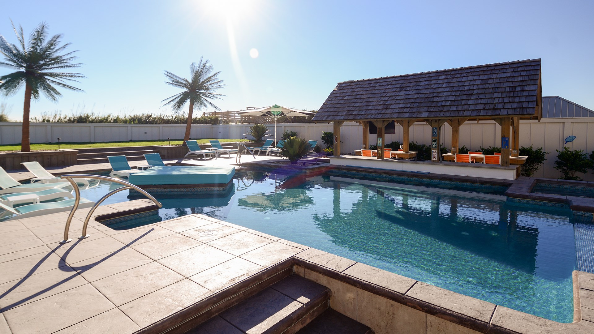 Oceanfront Rentals with Pool