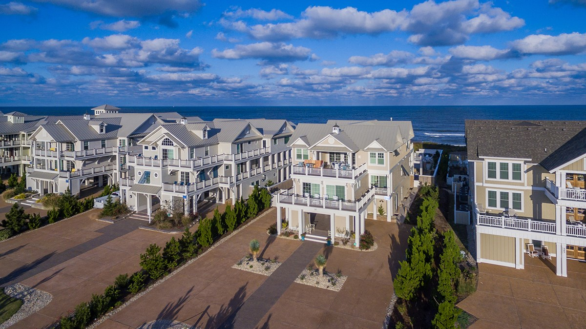 Outer Banks Large Homes