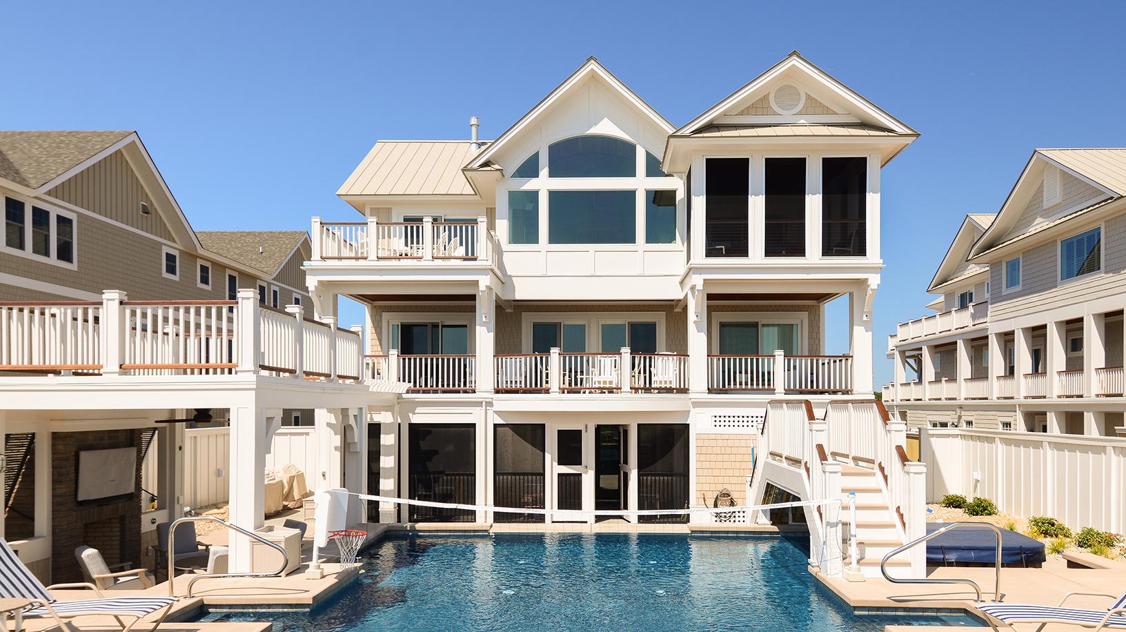Oceanfront Oasis Vacation Rental