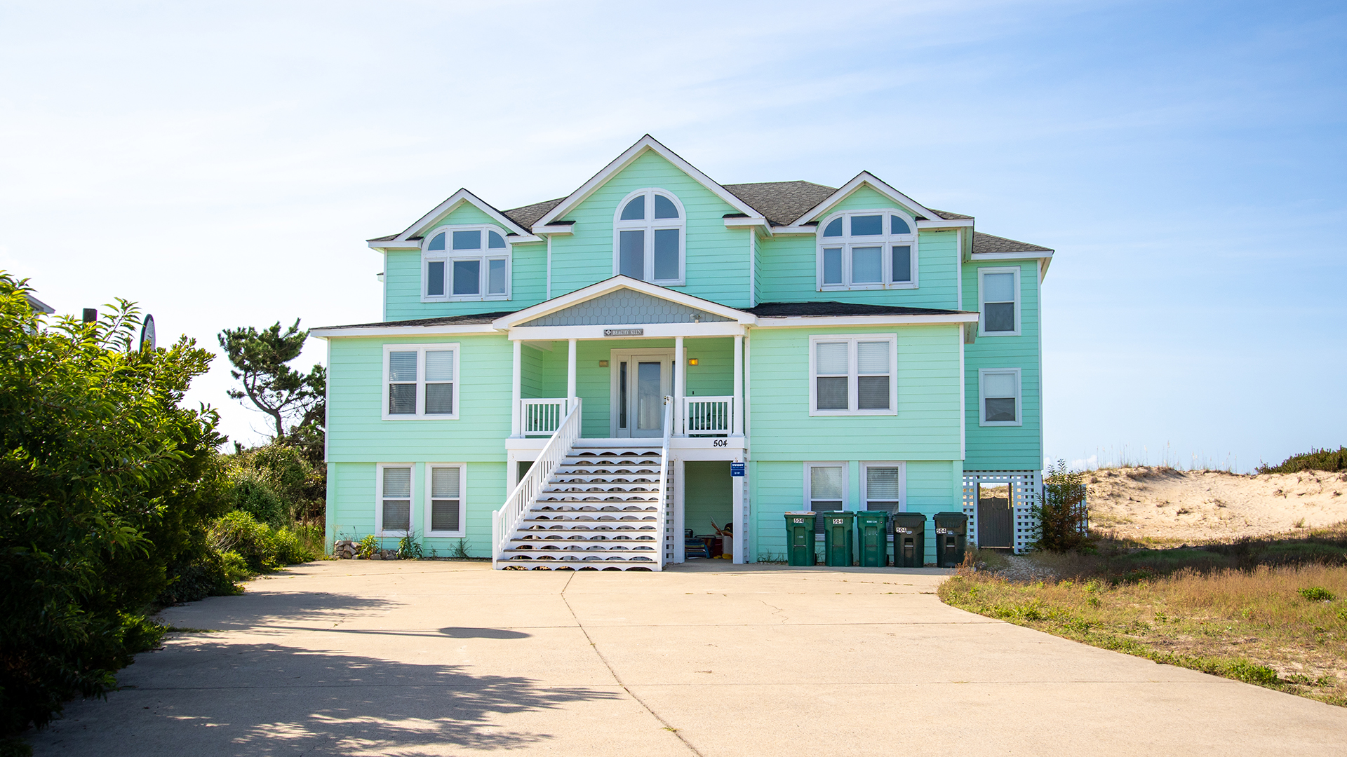 Beachy Keen Vacation Rental | Twiddy & Company