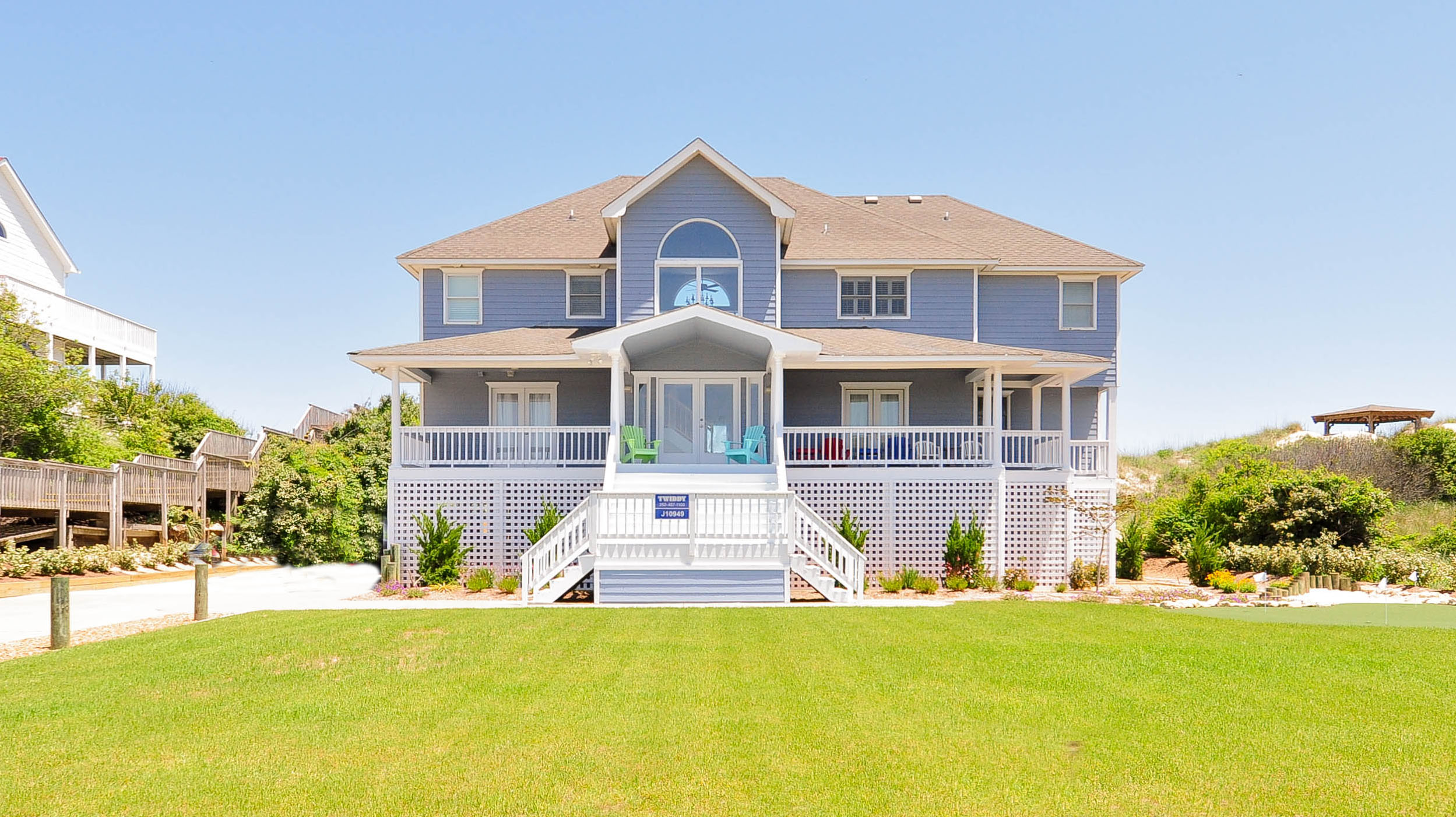 Beach Retreat Vacation Rental Twiddy Company