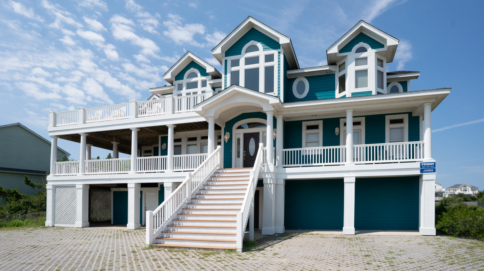 station obx photos outer house banks rentals island one cottage oceanfront rental property pine