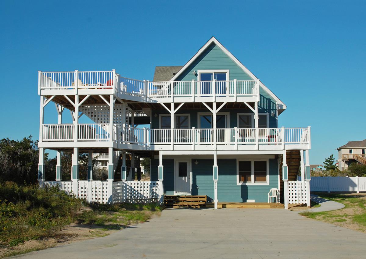 Beach Chalet Vacation Rental Twiddy Amp Company