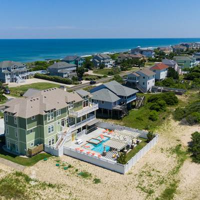 Corolla Beach Houses