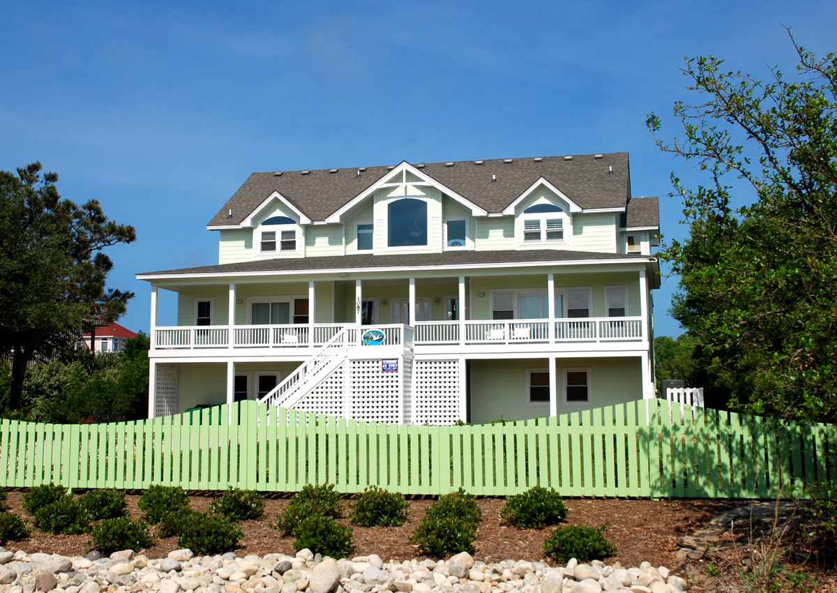 an rental harry banks oceanfront harbor s pin vacation rentals cottage outer is