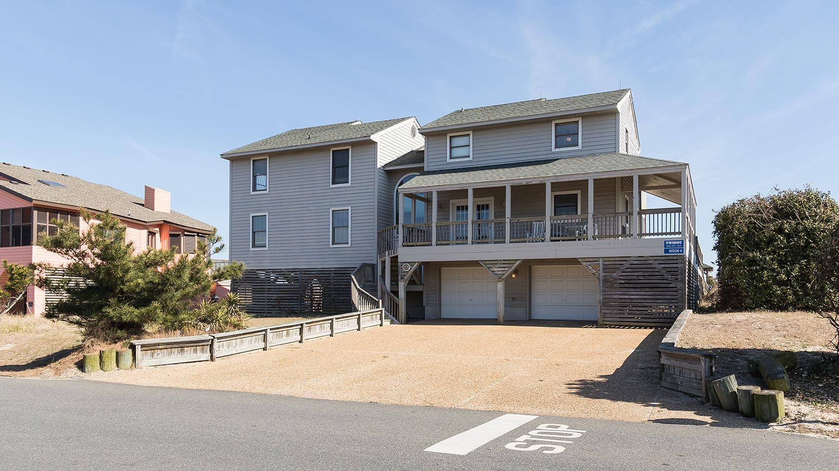 Gardner House Vacation Rental Twiddy Company