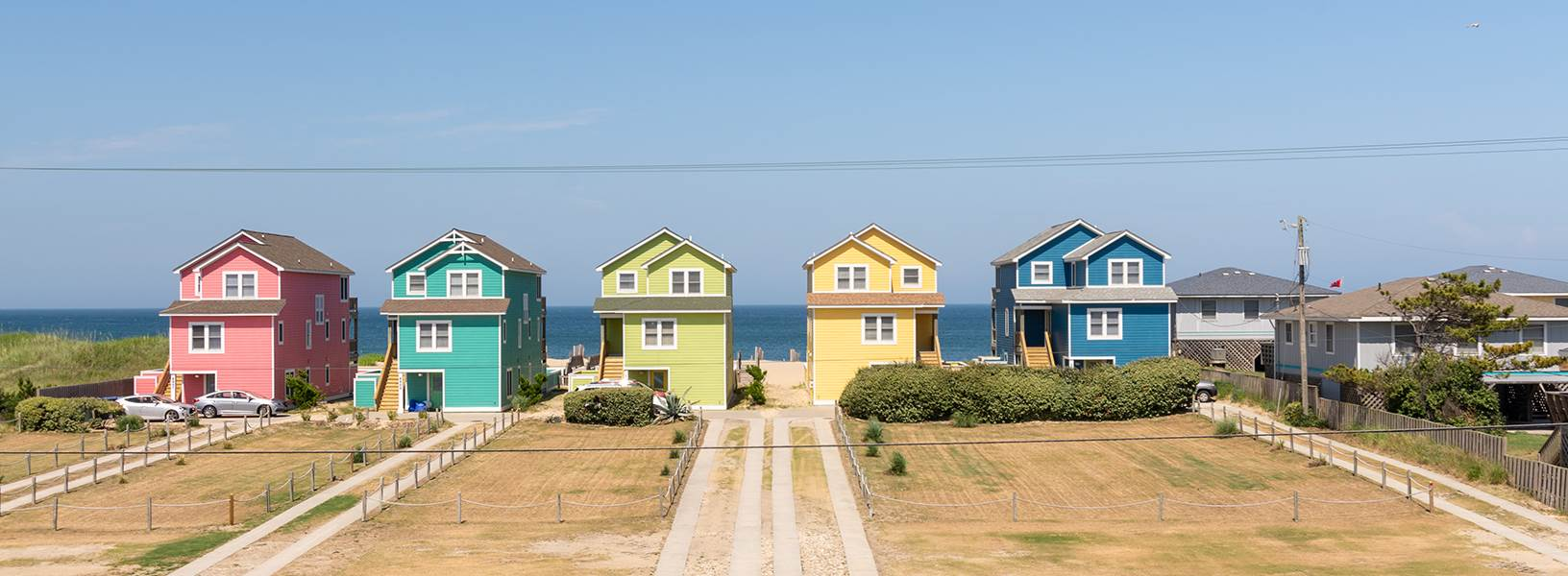 Nags Head, NC Beach Houses