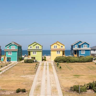 Nags Head Beach Houses