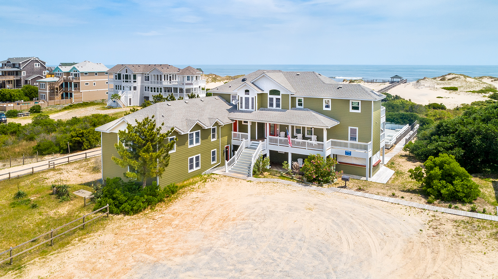 The Fitzgerald Vacation Rental | Twiddy & Company