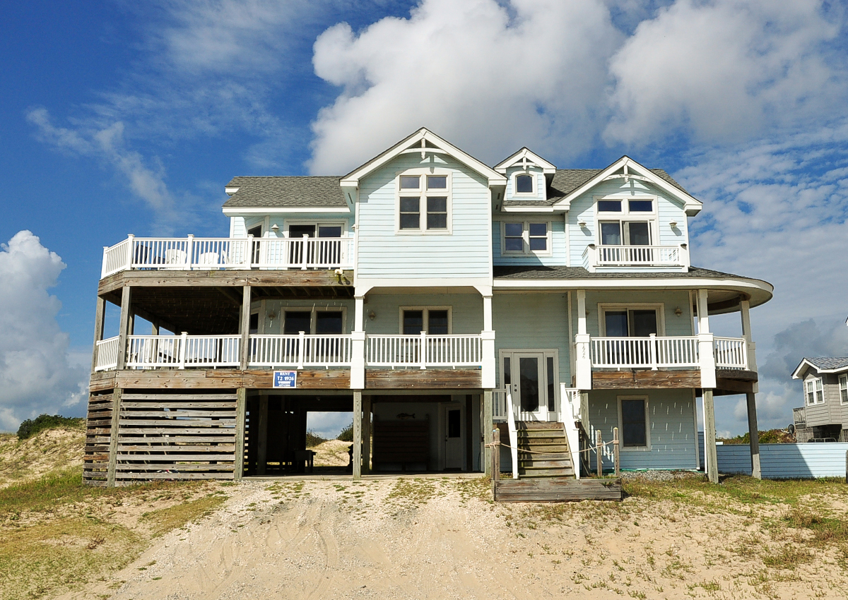 Kissed By The Wind Vacation Rental Twiddy Amp Company