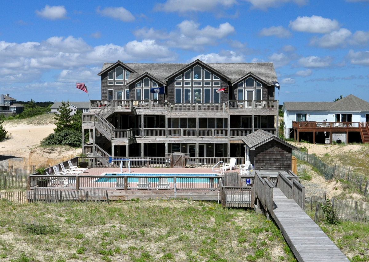 Summer Academy Vacation Rental Twiddy Company