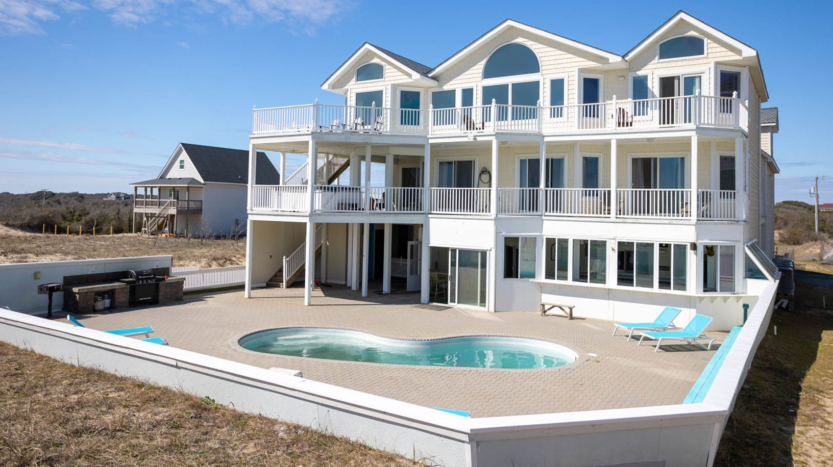 Mermaid S Reef Vacation Rental Twiddy Amp Company
