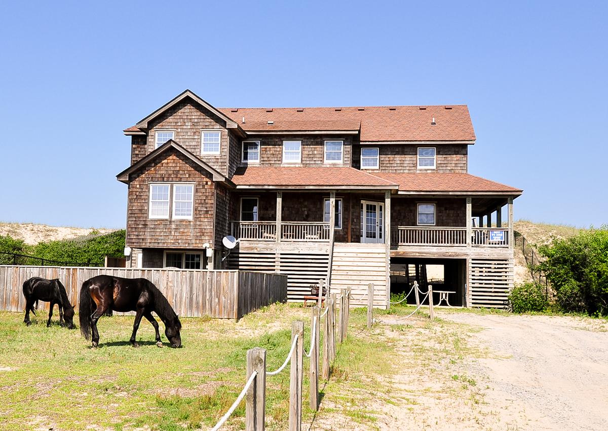 Casa di lusso vacation rental twiddy & company