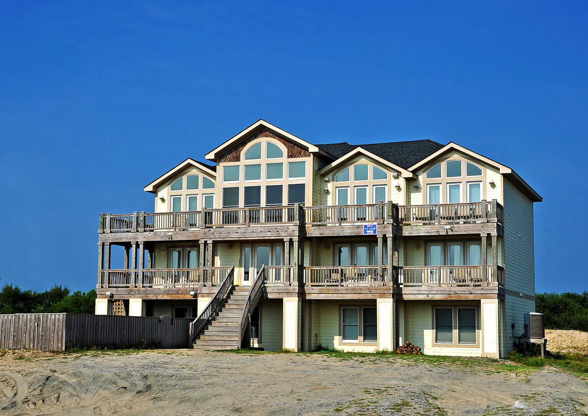 Bubbas Beach House Vacation Rental  Twiddy  Company