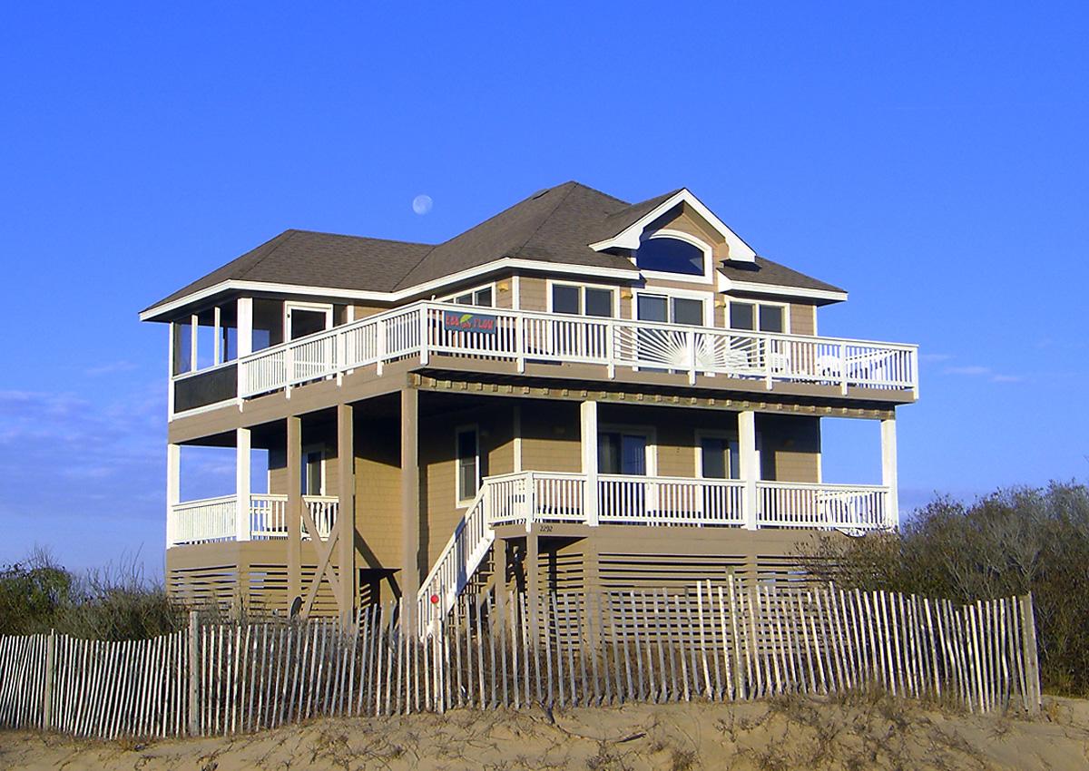 Carova Beach Rental Homes