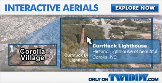 Outer Banks Interactive Aerials