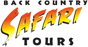 Back Country Safari Tours logo