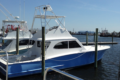 Backin' Up Sportfishing Charters