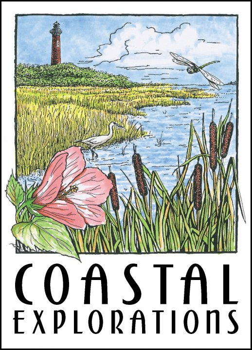 Coastal Explorations logo