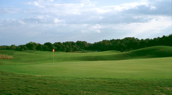 The Currituck Club golf course