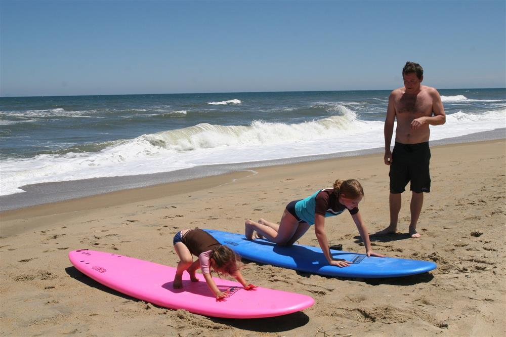 Ketch Surf Lessons Kill Devil Hills