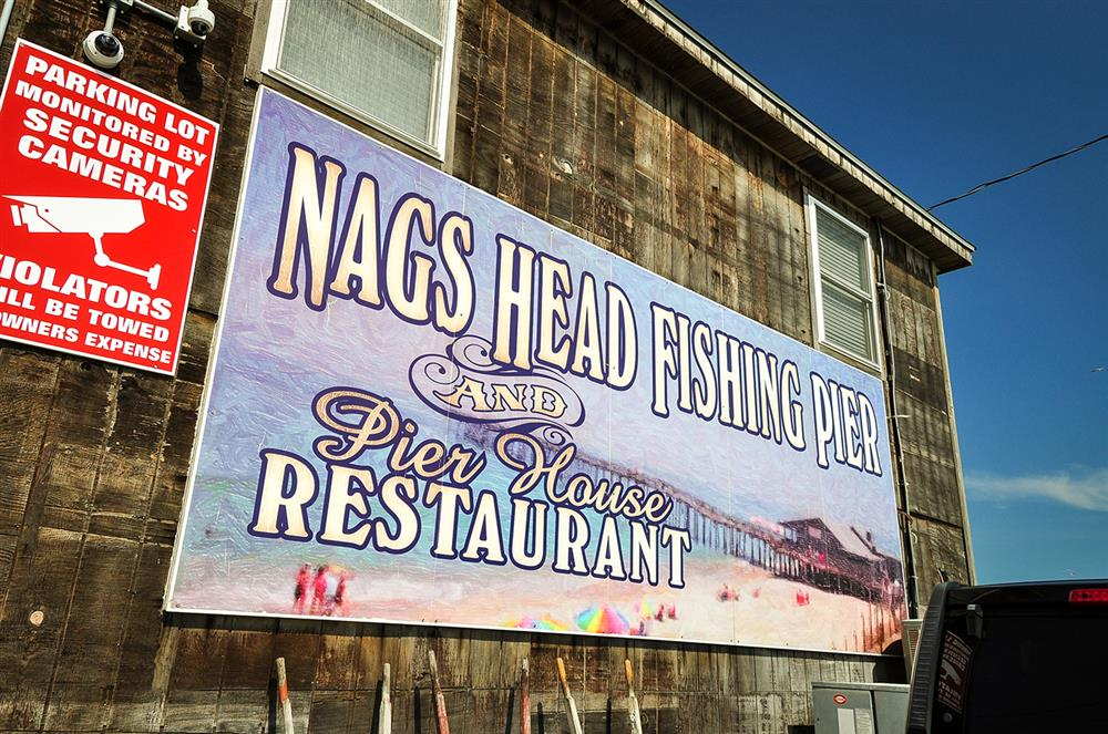 Nags Head Fishing Pier & Pier House Restaurant