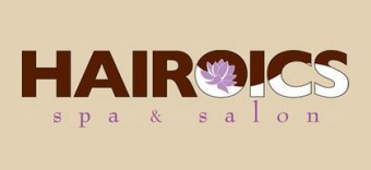 Hairoics Spa & Salon logo