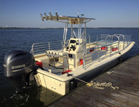 Outer Banks boat tours