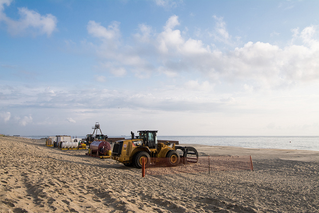 Outer Banks Beach Nourishment | Town Schedules & Updates | Twiddy